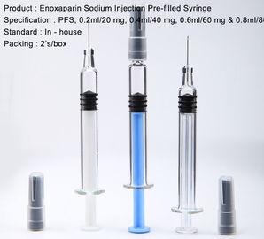 Enoxaparin Sodium Injection Heparin And Low Molecular Weight Heparin